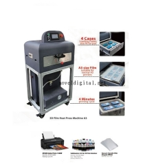 3D Film Vacuum Sublimation Machine A3 Size