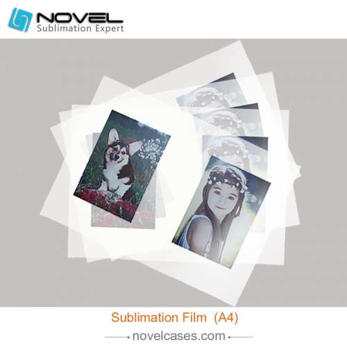 Sublimation Transfer Film A4 (100sheet)