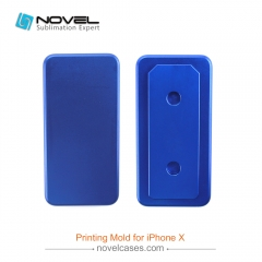 3D Sublimation Printing Tool For iPhone X 3D Case