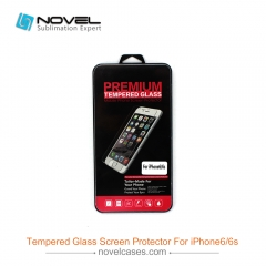 New Product For iPhone 6/6 Plus Tempered Glass Film Phone Screen Protector
