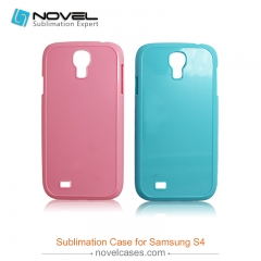 Special Discount Clearance Sale For Galaxy S4 2D PC Mobile Phone With Blue/Pink Color
