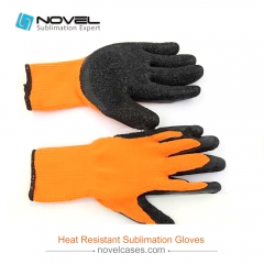 Heat Resistant Sublimation Gloves