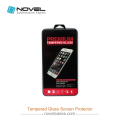 For iPhone 4/5/5C Tempered Glass Phone Screen Protector