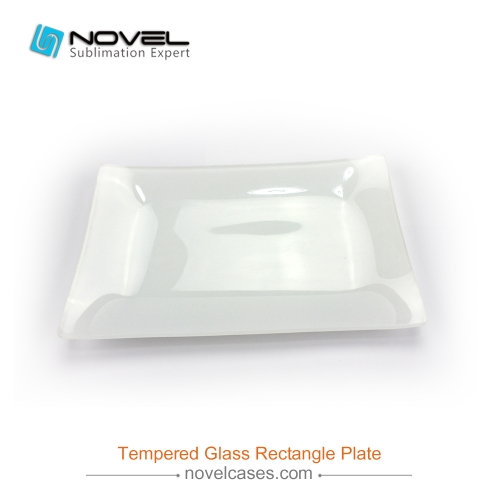 Sublimation Blank Tempered Glass Rectangle Plate