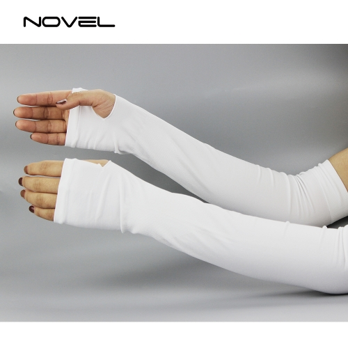 Sublimation Blank Sports Arm Protection Sun Sleeves