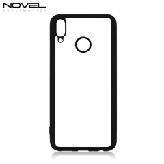 Sublimation Phone Case 2D Blank Rubber Cell Phone Case For Huawei Y9 2019