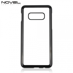 Sublimation Blank Case 2D Plastic Cell Phone Cover For Galaxy S10 Lite
