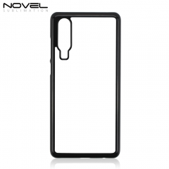 Sublimation Blank Case 2D Hard Plastic Phone Back Cover For Huawei P30