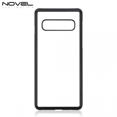 Sublimation Blank Case 2D Plastic Mobile Phone Back Housing For Galaxy S10