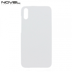 DIY Sublimation Blank 3D Plastic Cell Phone Case For Huawei Enjoy 9