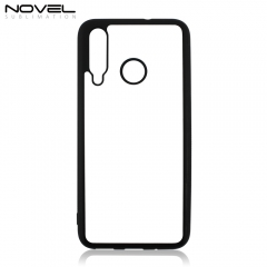 DIY Sublimation Blank 2D TPU Rubber Phone Case Cover For Huawei Nova 4