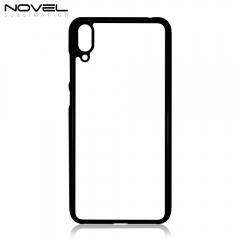 Blank 2D Sublimation Plastic PC Cell Phone Back Case For Huawei Y7 Pro 2019/Enjoy 9