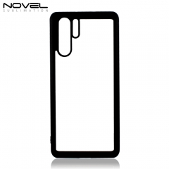 DIY Sublimation Blank 2D Rubber TPU Back Phone Case For Huawei P30 Pro