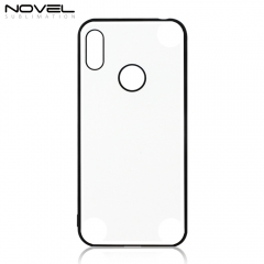 Custom Blank Sublimation 2D Plastic Phone Shell Cover For Huawei Y6 2019