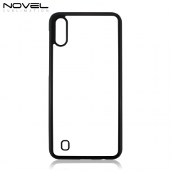 DIY Sublimation Blank 2D Plastic Mobile Phone Case For Galaxy M10