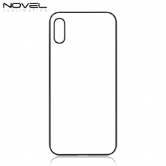 Custom Blank Sublimation 2D Hard Plastic Phone Back Case For Huawei Honor Play 8A