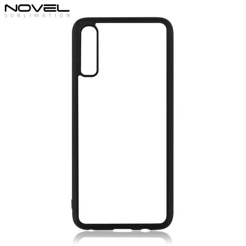 Custom Blank 2D Sublimation Rubber TPU Phone Case For Galaxy A70