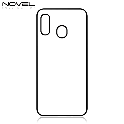 Blank Custom 2D Sublimation Blank  Rubber TPU Phone Case For Galaxy A30