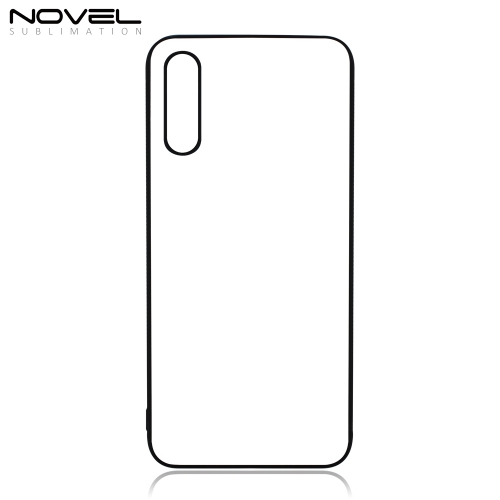 DIY 2D Sublimation Blank  Rubber TPU Phone Case For Galaxy A50