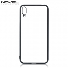 Personalized Phone Case For Huawei Y7 Pro 2019/ Enjoy 9 Sublimation 2D Blank TPU Rubber Cell Phone Back Case