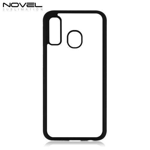 Custom Blank Sublimation 2D Rubber TPU Cell Phone Case Cover For Galaxy A40