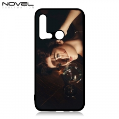 Novelcases For Huawei P20 Lite 2019 Sublimation 2D Blank TPU Moblie Phone Case