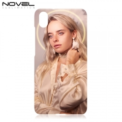 Novelcases For Redmi 7A Plastic White 3D Sublimation Case Mobile Phone Cover