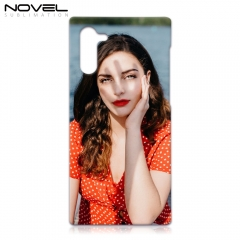 Novelcases For Galaxy Note 10 3D Hard Plastic Sublimation Phone Case