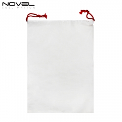 Sublimation Linen Drawstring Bag