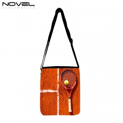 Small Messenger Bag Sublimation Canvas Shoulder Bag