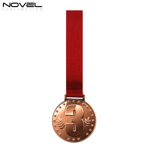 Sublimation Blank Copper Medal