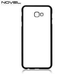 For Galaxy J4 Plus Sublimation Blank 2D Hard Plastic Phone Back Case