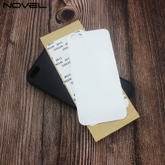 Premium Glass Sublimation Blank TPU Case For iPhone 5