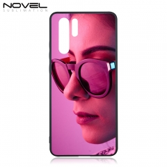 2D Sublimation Case For Huawei P30 Pro With Tempered Glass Insert