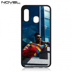 Novelcases For Galaxy A20E Blank 2D Sublimation TPU Phone Case