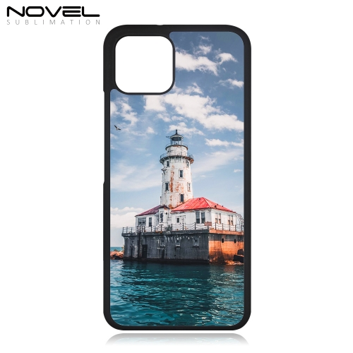 DIY Blank Sublimation 2D Plastic Mobile Phone Case For Google Pixel 4