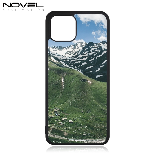 Rubber Sublimation 2D TPU Phone Case For Google Pixel 4XL