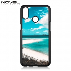 DIY Sublimation Blank 2D Plastic Phone Case For OPPO Realme 3