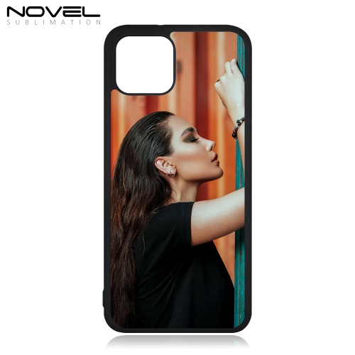 TPU Sublimation Blank 2D Rubber Phone Case Cover For Google Pixel 4