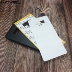 Tempered Glass Insert Sublimation Rubber TPU Case Galaxy Note 9