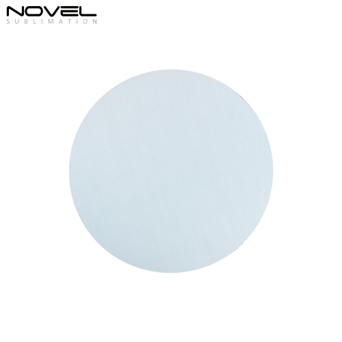 Silicone Sublimation Round Mouse Mat Pad