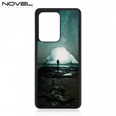 New Blank Sublimation 2D Plastic Phone Case For Galaxy S20 Ultra