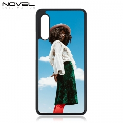 Blank Sublimation 2D Rubber Phone Case For Galaxy A90 5G
