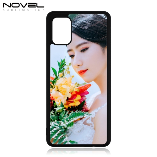Blank Rubber Phone Housing Sublimation TPU Case For Galaxy A51 4G
