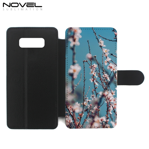 Flip Phone Wallet Case For Galaxy S10E