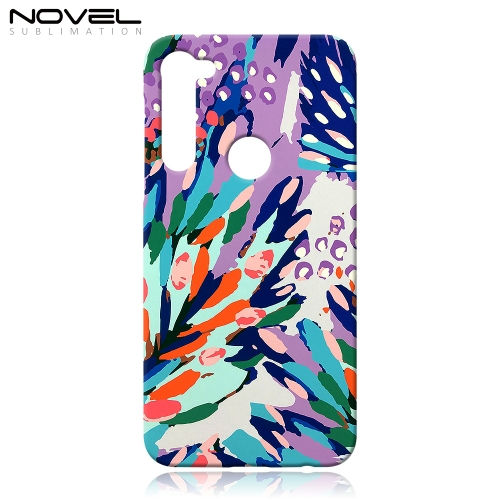 Hard Plastic 3D Cell Phone Case Cover For Moto G Stylus