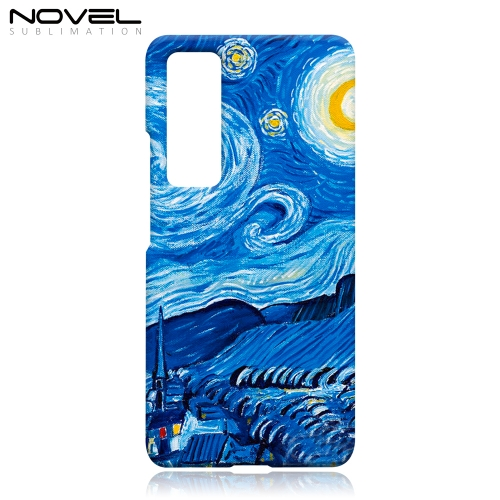 DIY Hard Plastic 3D Mobile Phone Housing For HW Nova 7 Pro