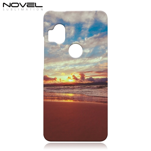 Full Printing 3D Plastic Phone Case Cover For Moto One Hyper