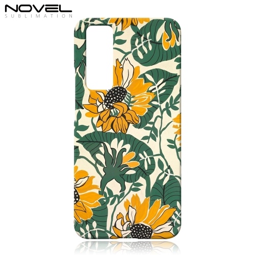 3D Matte Case Personalized Phone Cover For HW Nova 7
