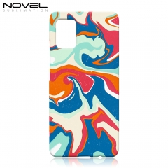 3D Blank Plastic Phone Back Case For Galaxy A51 5G